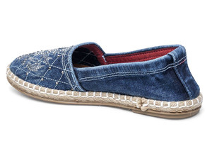 Zapatos jeans mujer  40C-294