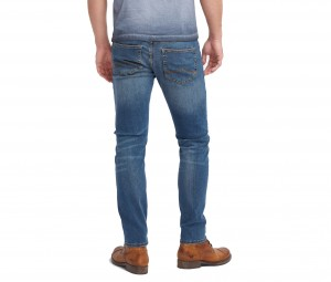 Vaquero Jeans hombre Mustang Oregon Tapered   3116-5764-068