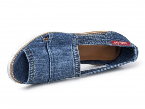 Zapatos jeans mujer  40C-290