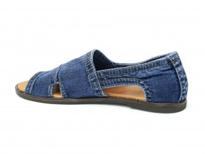 Zapatos jeans mujer  42C-193