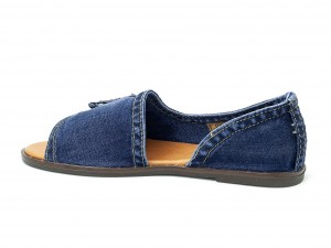 Zapatos jeans mujer  42C-192