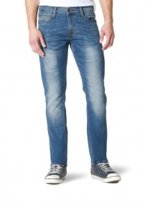 Vaqueros Jeans hombre Mustang Oregon Tapered K 3112-5455-536 *