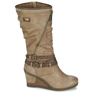 Boots women Mustang shoes 37C-026