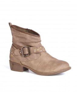 Boots women MUSTANG shoes 35C-003
